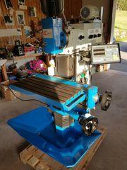 Knuth Werkzeug-Fräsmaschine WF 3 1