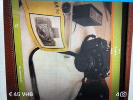 Bild 4 - EXA1a Spiegelreflexkamera -Kamera - Hettstedt Burgörner