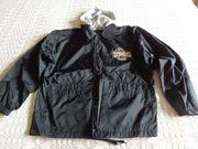 Vintage Jacke Nylon-Jacke Unisex ca