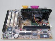 Motherboard Mainboard N1996 MS6156 Ver