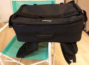 Doppel Gepäckträgertasche Multifunktional Fahrradtasche Seitentaschen