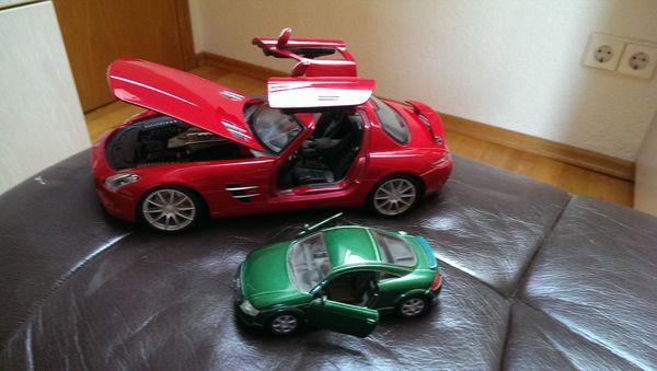 Schicke Modellautos zu verkaufen