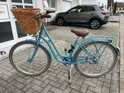 Fahrrad Citybike
