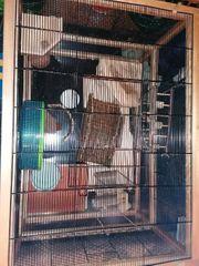 Käfig für Hamster Mäuse Gerbils