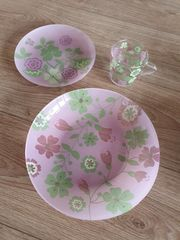 Ikea Teller Teetassen rosa