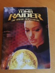 DVD s Tomb Raider