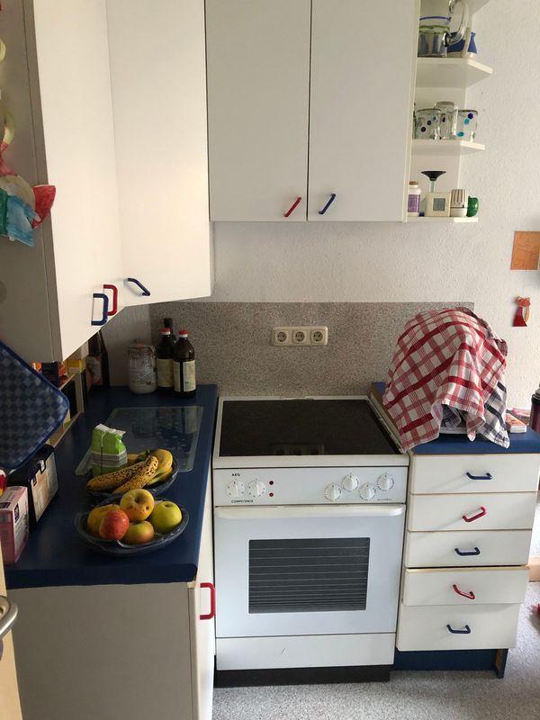 Gebrauchte Küche (Ikea) zu verschenken (ohne Kühlschrank) in ...