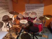 Drumset Pearl All Birch Shell -