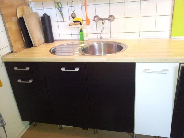 IKEA-Küchenunterschränke Serie Faktum bis 2014