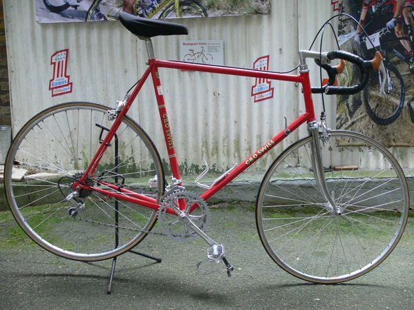 Straßenrennrad von CILO SWISS 12