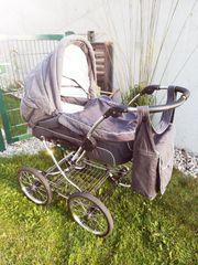 Kinderwagen Teutonia Elegance