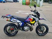 Yamaha DT125 X DE 06