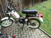 SIS Mars Moped Hercules Rahmen