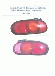 Rückleuchten für Mazda MX5 NB