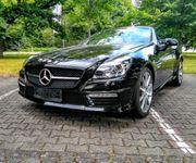 Mercedes SLK R172 AMG 55