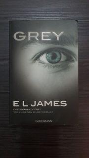Buch Grey el James Fifty