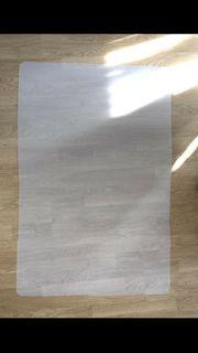 Bürostuhl Unterlage schmiedewerk 80 x