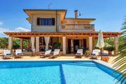 Wunderschöne Ferienvilla Mallorca zwischen Palma