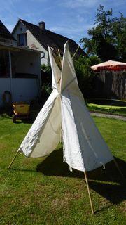 Indianer Tipi- Zelt für Kinder