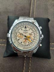 Breitling Automatic Chronographe Uhr