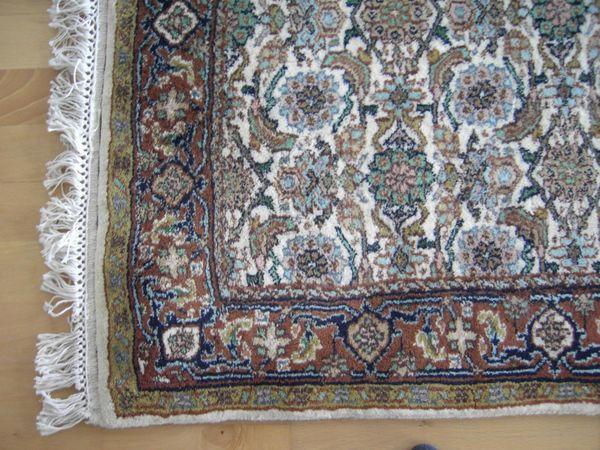 Indischer Teppich Original Herati