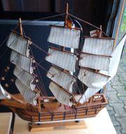 Modellbau-Segelschiff
