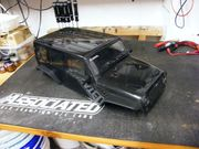 Axial SCX10 Jeep Wrangler Unlimited