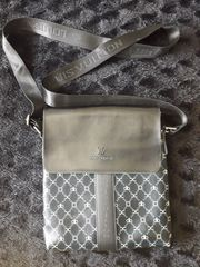 Handtasche attraktiv Teilleder