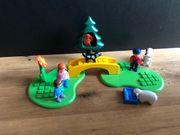 Playmobil 123 Spaziergang zur Sommerweide