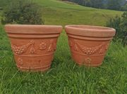 Planztopf - Runde Vase