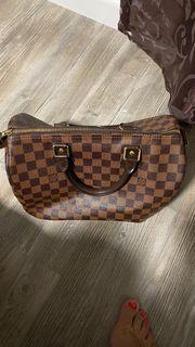 Louis Vuitton speedy 30 gekauft