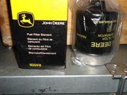 Dieselfilter Mann John Deere neu