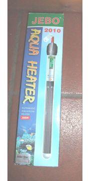 Aquarienheizer 200W Heizstab Heizung Jebo