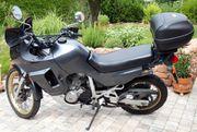 Gepflegte zuverlässige Honda XL 600