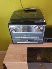 Stereoanlage mit CD