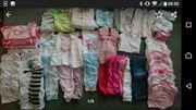 Kleidungspaket Mädchen Gr 62 68