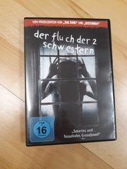 DVD Horrorfilm Der Fluch der