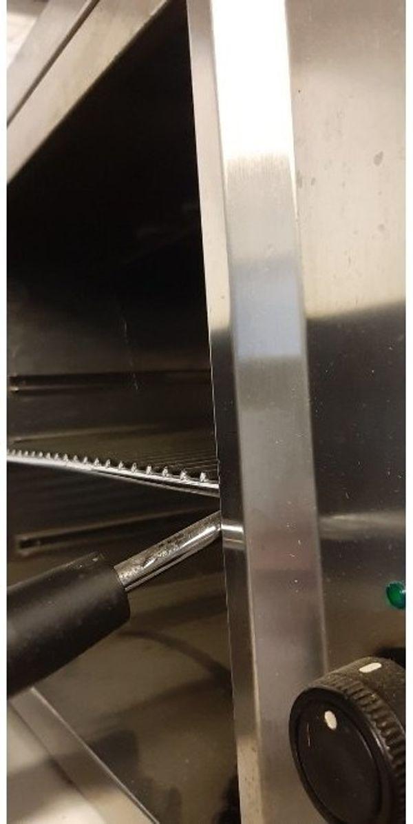 Salamander Grill Warmhaltegerät Pita Ofen