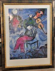 Marc Chagall wie neu 50-60