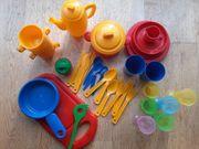 Kindergeschirr für Kinderküchen