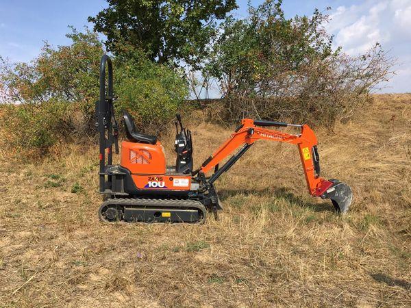Vermietung Baumaschinen Minibagger-Radlader-Erdbohrer-Stemmhammer-Verdichter mieten