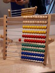 Holz Zähler Abacus von IKEA