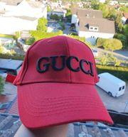 Gucci Kappe Cap Rot Dior
