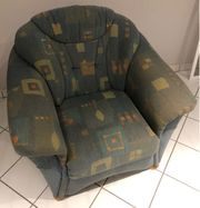 neuwertigen Sessel im Landhausstil