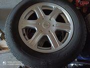 4 Chrysler Felgen 17 Zoll