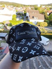 Louis Vuitton Monogramm Kappe Cap
