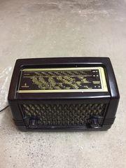 Kleinsuper 53 Radio Siemens Bakelit
