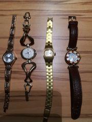 Diverse Uhren Ring Ketten Proschen