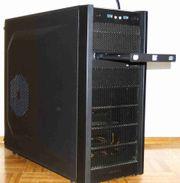 Intel i5 PC - effizient solide
