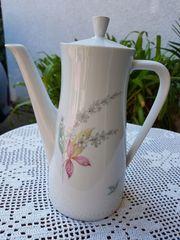 Nostalgische Kaffee Teekanne von Seltmann